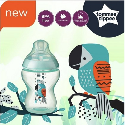 Tommee Tippee Decorated Design 9oz / 260ml from UK (Various)